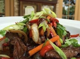 Good morning #DowntownPensacola come on over to Jacksons and try our business feature this afternoon! Today Chef has prepared a marinated skirt steak, vegetable stir fry, white jasmine rice, and a tangy teriyaki sauce.  #JacksonsRestaurant #VisitPensacola #VISITFLORIDA